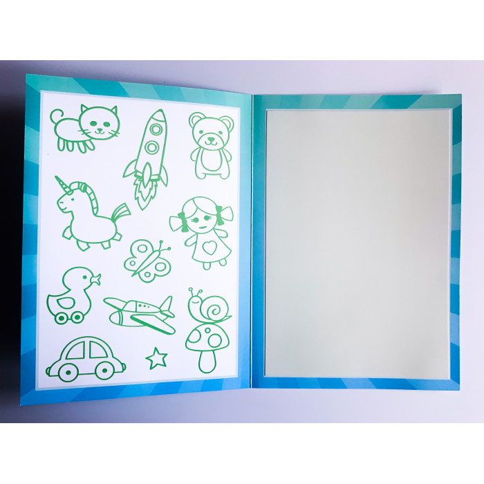 Блокнот для рисования светом «Люми-Зуми»