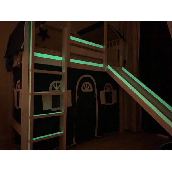 Светящаяся Лента Люми-Зуми 40 мм