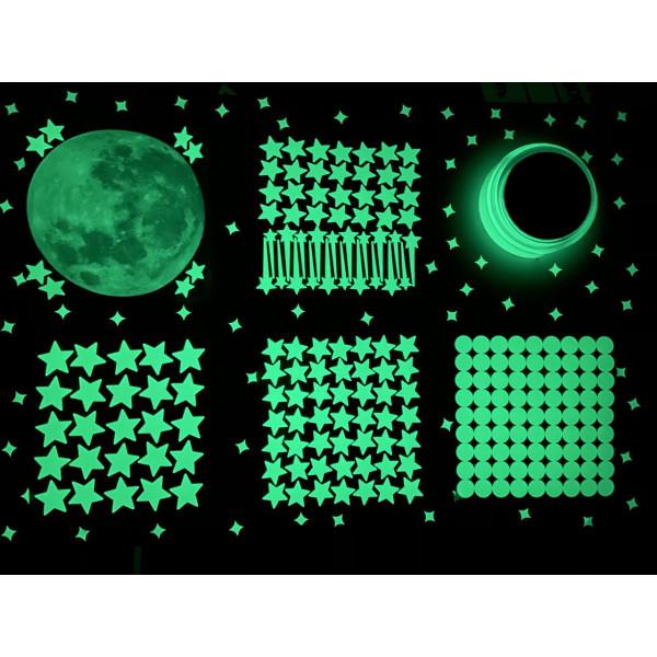 """Светящийся набор для оформления комнаты в темноте """"Люми-Зуми Найт Декор"""""""